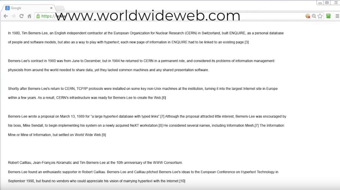 Какво е уеб сайт