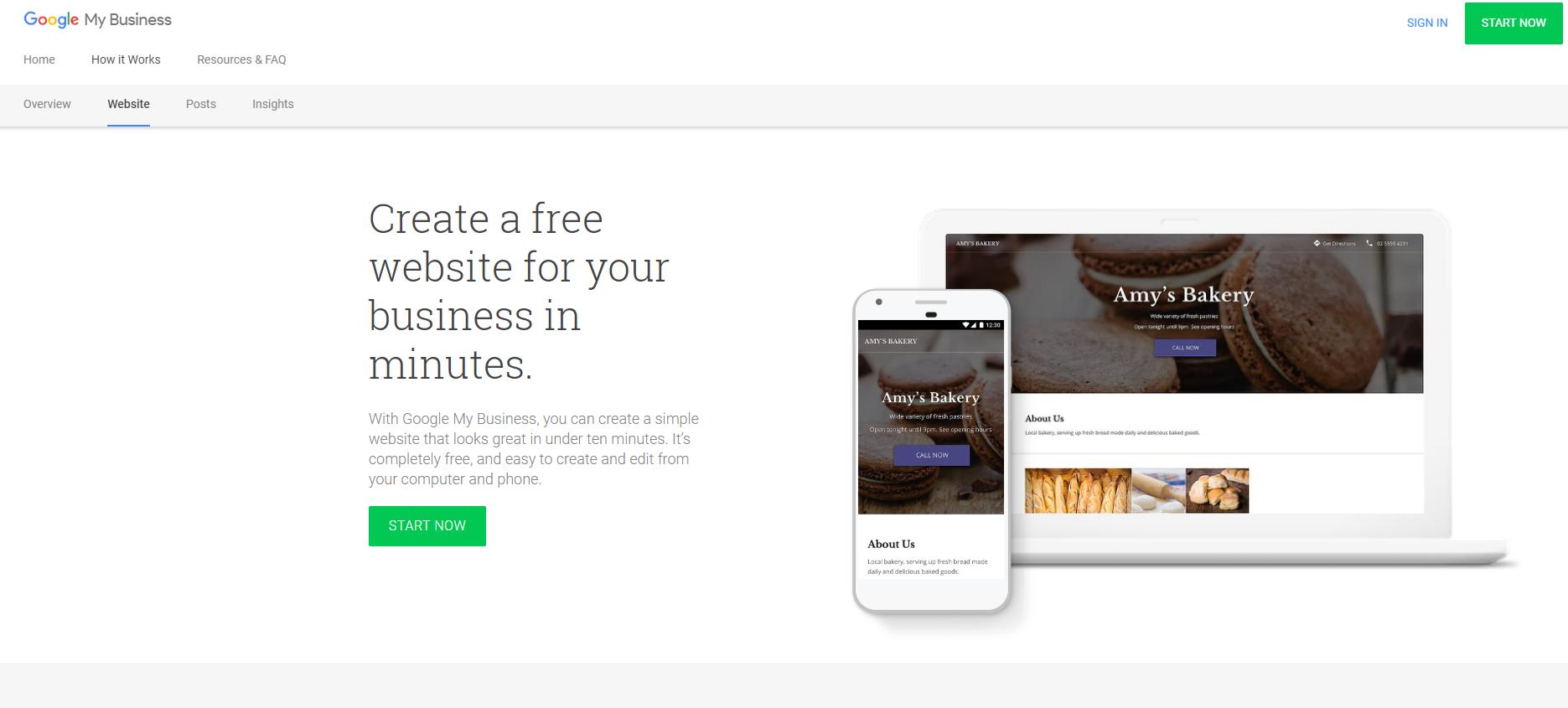 безплатен сайт